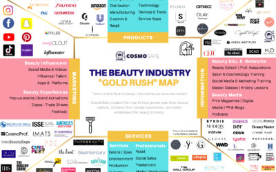 """Your Map: The Beauty """"Gold Rush"""""""